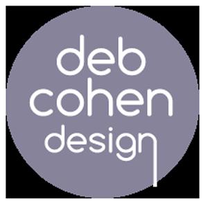 Deb Cohen Design logo